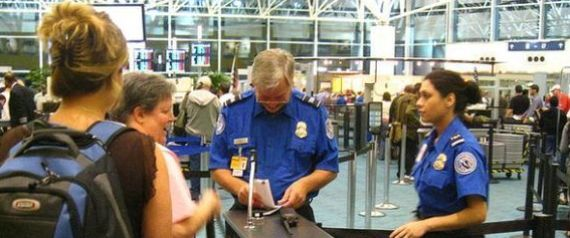 Melbourne Airport Security Lost Property