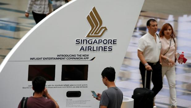Singapore Airlines lost and found